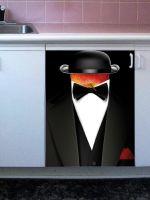 Наклейка на посудомоечную машину и кухню - Mr. Stickers