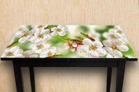 Наклейка на стол - Весенние зарисовки  | Купить фотопечать на стол в магазине Интерьерные наклейки