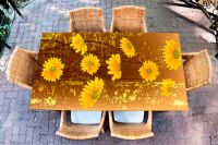 Наклейка на стол - Урсиния | Купить фотопечать на стол в магазине Интерьерные наклейки